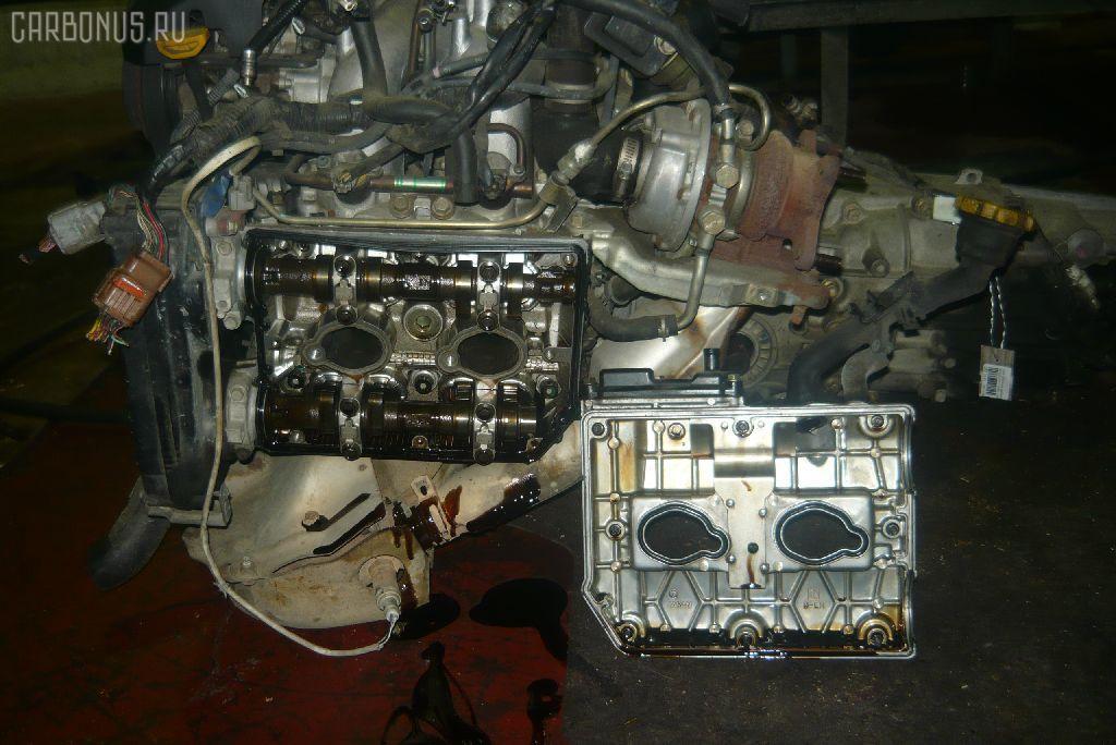 Двигатель SUBARU LEGACY WAGON BH5 EJ208-TT. Фото 1