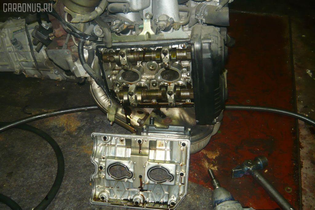 Двигатель SUBARU LEGACY WAGON BH5 EJ208-TT. Фото 2