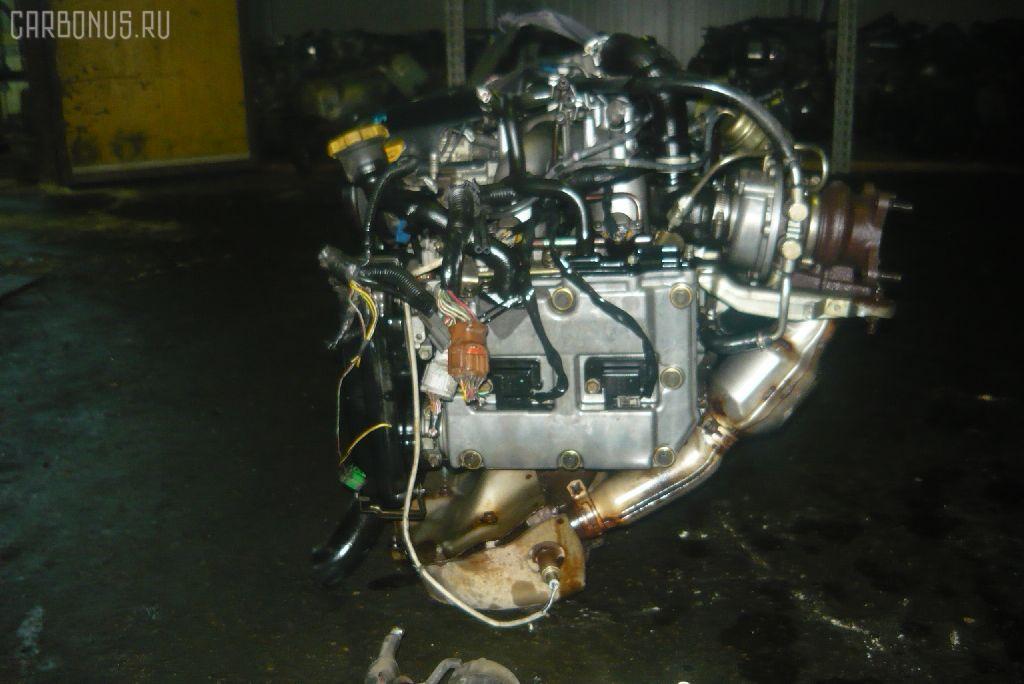 Двигатель SUBARU LEGACY WAGON BH5 EJ208-TT. Фото 5