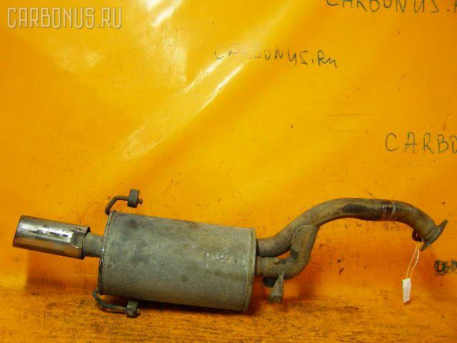 Глушитель SUBARU LEGACY WAGON BH5 EJ20TT. Фото 2