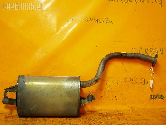 Глушитель TOYOTA CROWN GS151 1G-FE. Фото 1