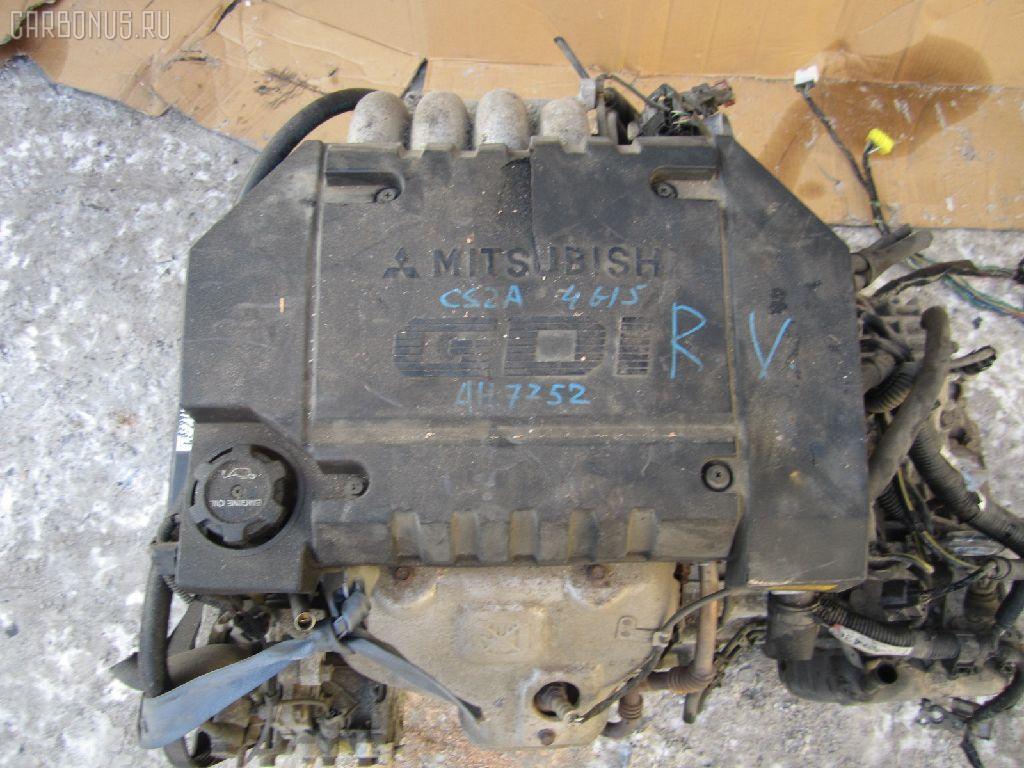 Двигатель MITSUBISHI LANCER CEDIA CS2A 4G15. Фото 2