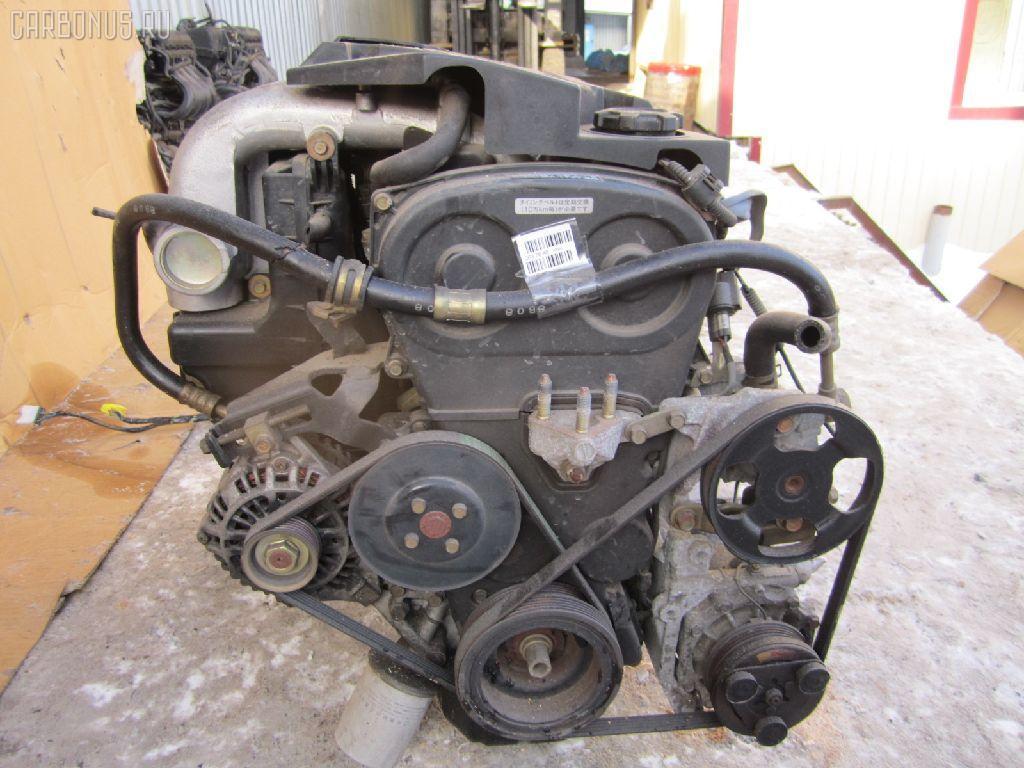 Двигатель MITSUBISHI LANCER CEDIA CS2A 4G15. Фото 3