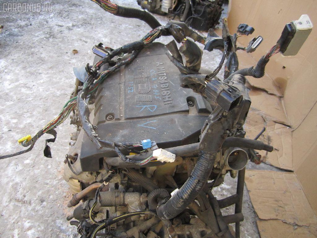 Двигатель MITSUBISHI LANCER CEDIA CS2A 4G15. Фото 5