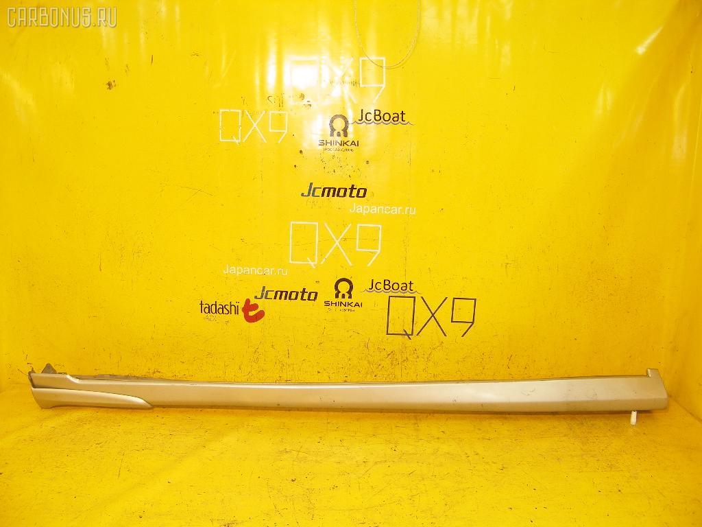 Порог кузова пластиковый ( обвес ) SUBARU LEGACY WAGON BH5. Фото 10