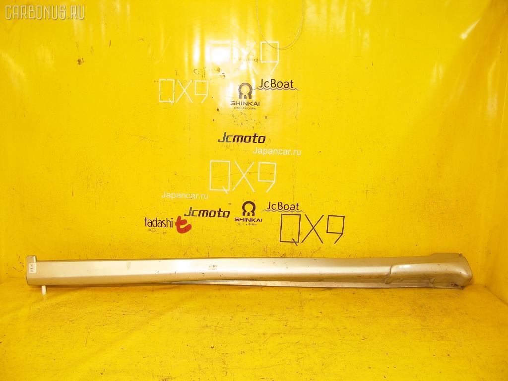 Порог кузова пластиковый ( обвес ) SUBARU LEGACY WAGON BH5. Фото 11