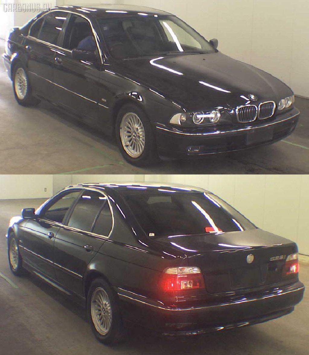 Зеркало двери боковой BMW 5-SERIES E39-DD62 Фото 3