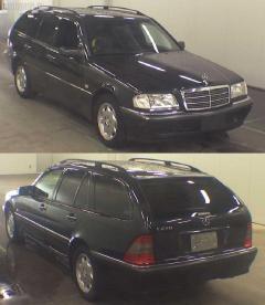 Кардан Mercedes-benz C-class station wagon S202.086 112.910 Фото 3