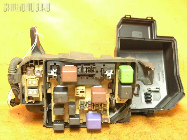 Блок предохранителей TOYOTA MARK II GX100 1G-FE. Фото 7