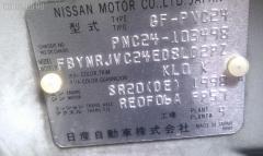 Крепление редуктора Nissan Serena PNC24 SR20DE Фото 4