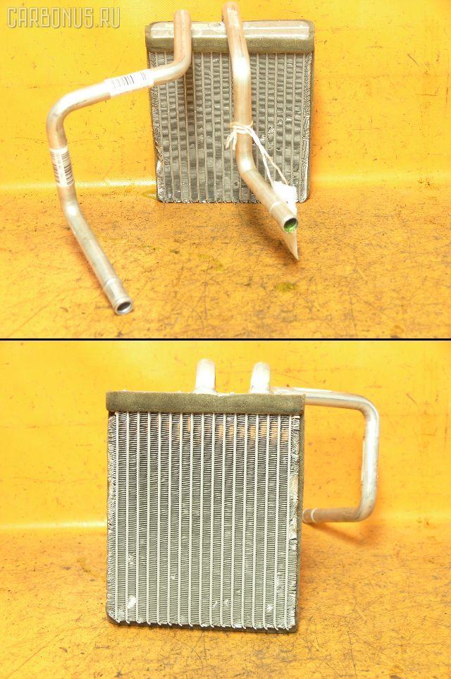 Радиатор печки SUBARU FORESTER SF5 EJ20-T. Фото 5