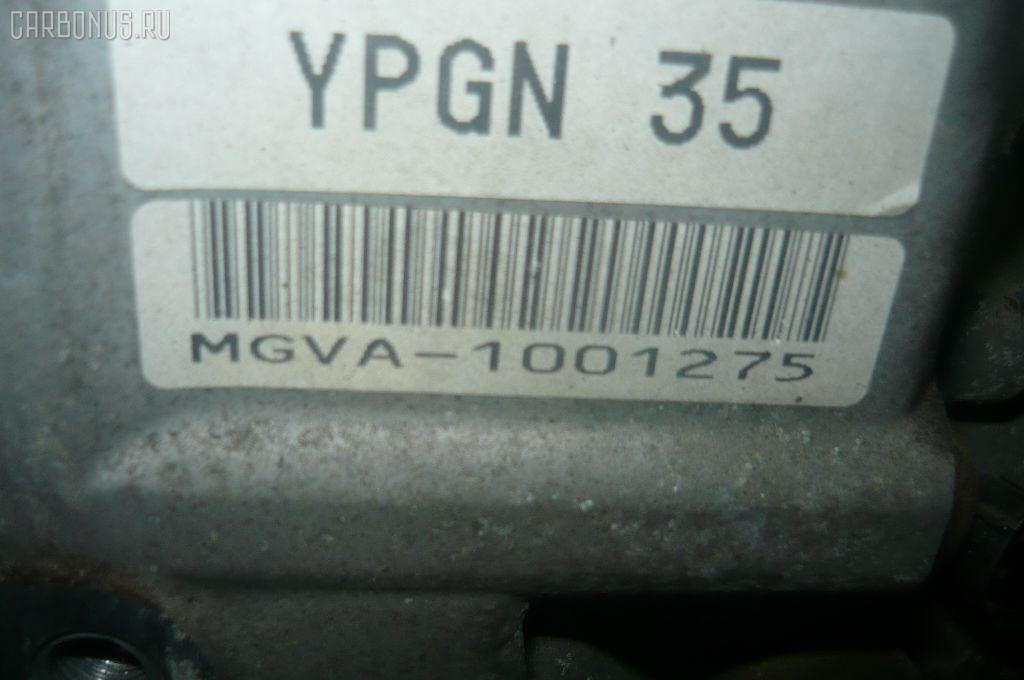 КПП автоматическая HONDA ODYSSEY RA9 J30A. Фото 5