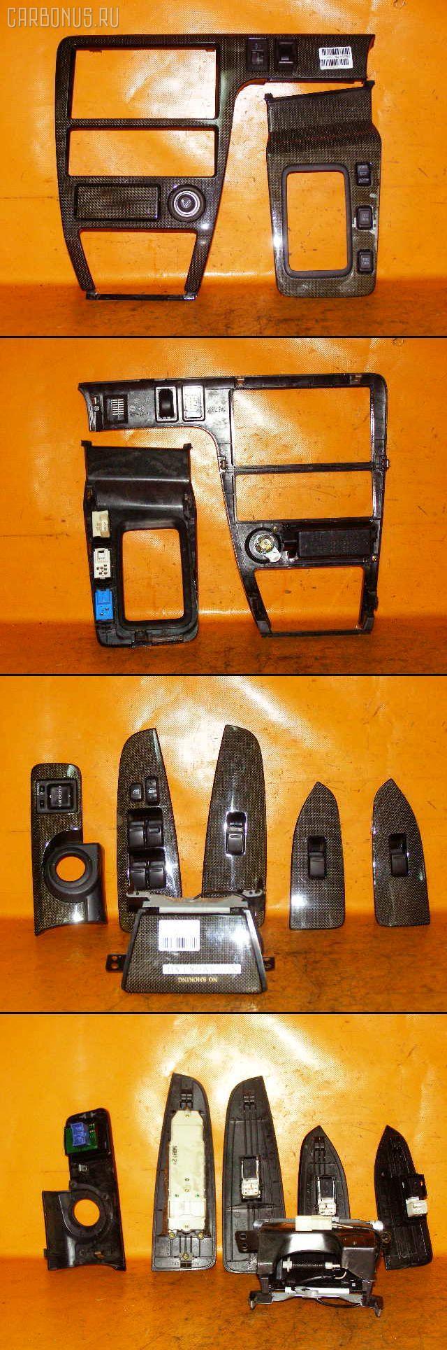 Консоль магнитофона TOYOTA CHASER JZX100. Фото 7