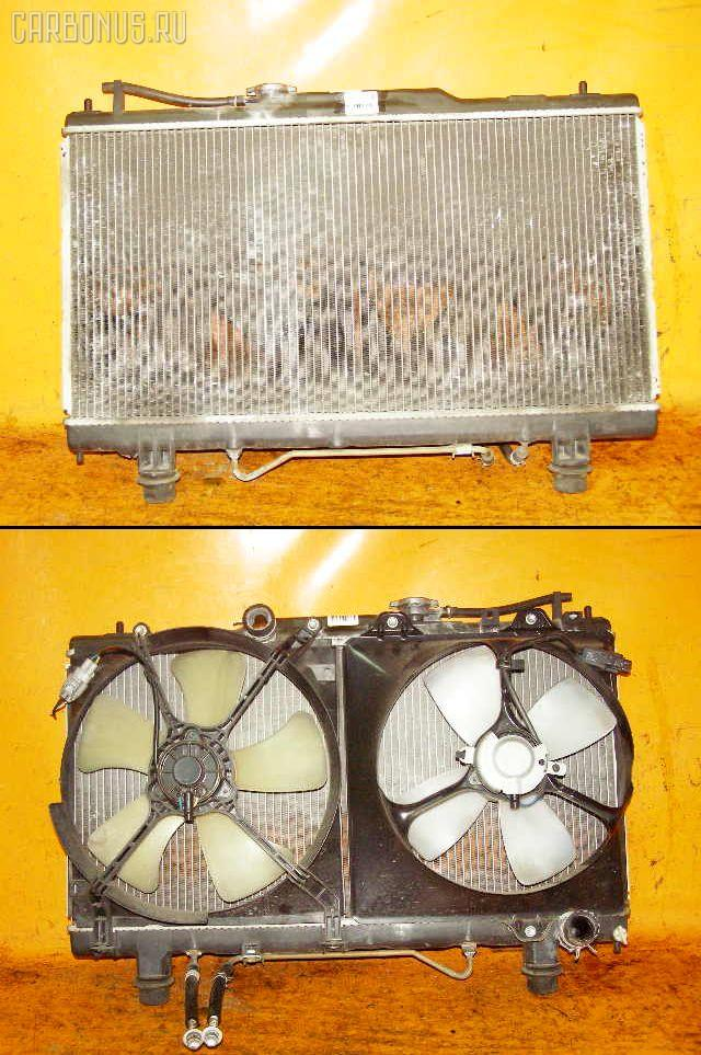 Радиатор ДВС TOYOTA CALDINA ST210G 3S-FE. Фото 11