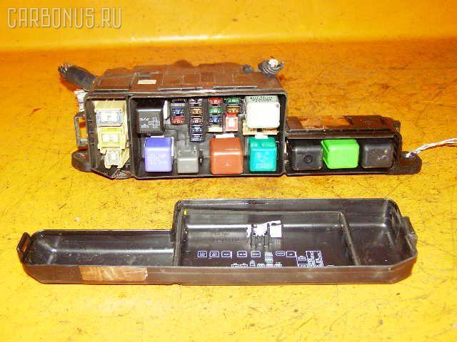 Блок предохранителей TOYOTA CALDINA ST210G 3S-FE. Фото 10