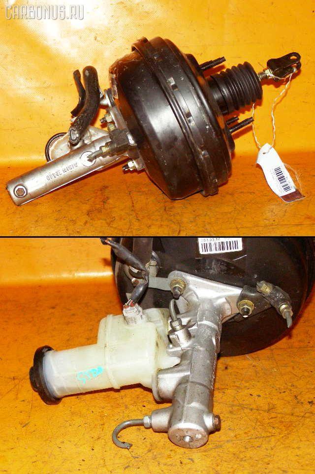 Главный тормозной цилиндр TOYOTA CALDINA ST210G 3S-FE. Фото 4