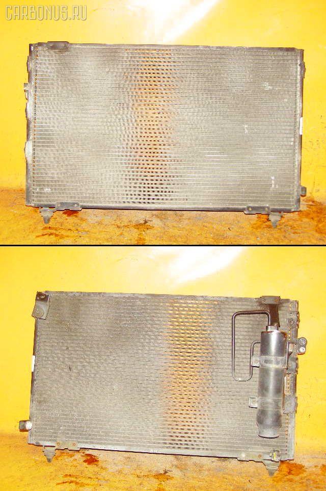 Радиатор кондиционера TOYOTA IPSUM SXM15G 3S-FE. Фото 4