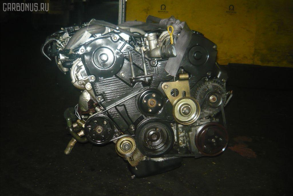 Двигатель MAZDA MILLENIA TA5P KL-ZE. Фото 2