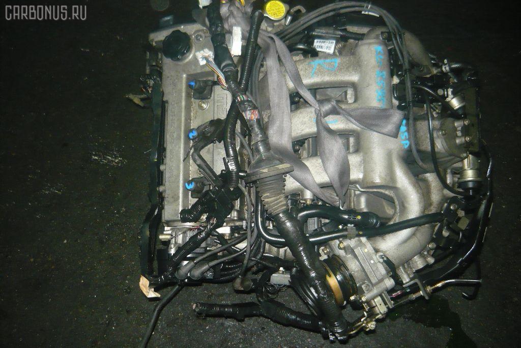 Двигатель MAZDA MILLENIA TA5P KL-ZE. Фото 6