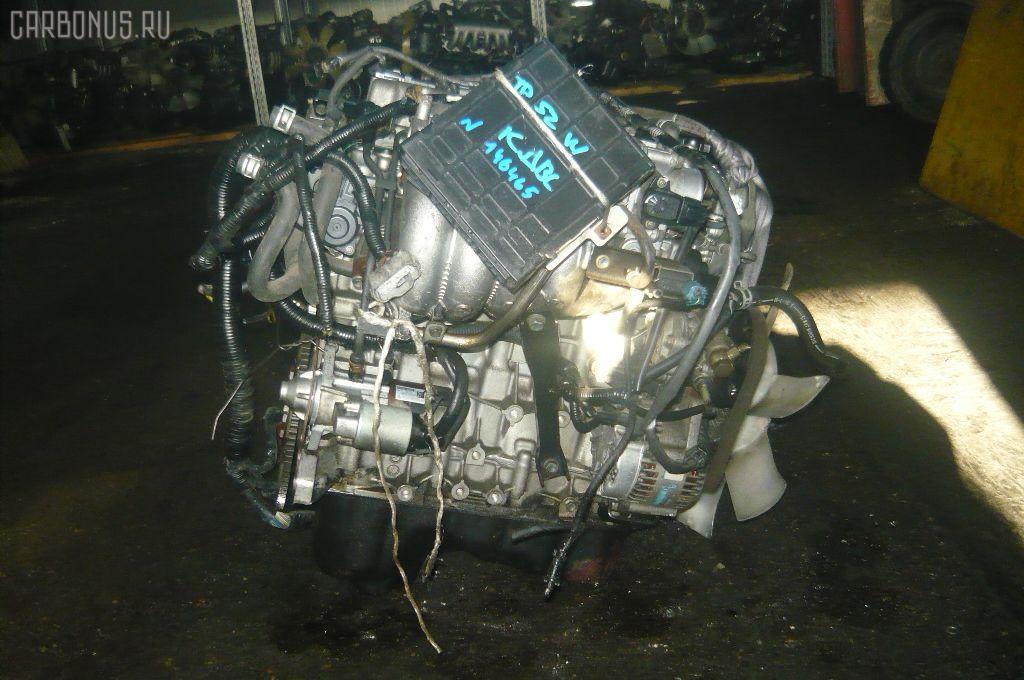 Двигатель SUZUKI ESCUDO TD52W J20A. Фото 4