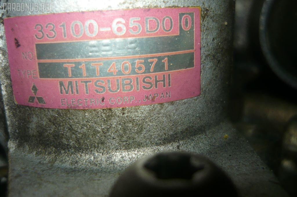 Двигатель SUZUKI ESCUDO TD52W J20A. Фото 8
