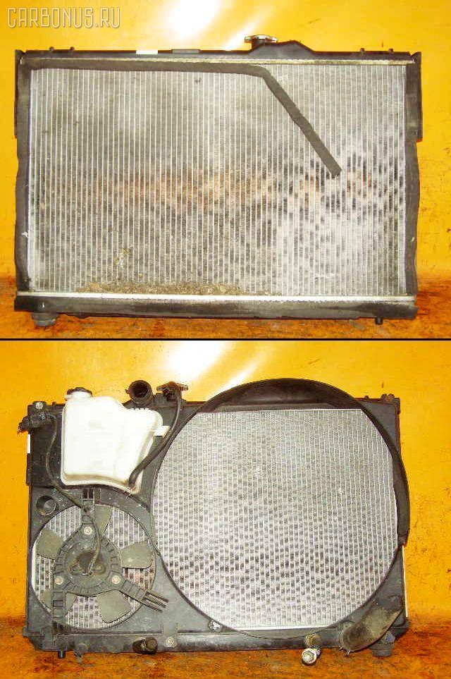 Радиатор ДВС TOYOTA PROGRES JCG10 1JZ-GE. Фото 9