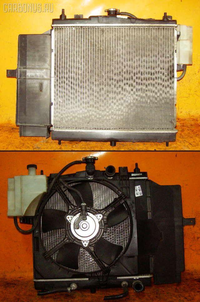 Радиатор ДВС NISSAN MARCH BNK12 CR14DE. Фото 1
