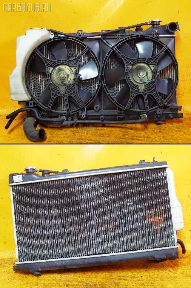 Радиатор ДВС SUBARU FORESTER SF9 EJ25. Фото 3