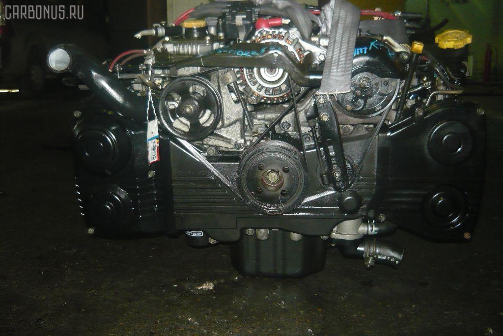 Двигатель SUBARU FORESTER SF9 EJ254. Фото 4