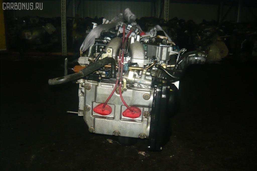 Двигатель SUBARU FORESTER SF9 EJ254. Фото 5