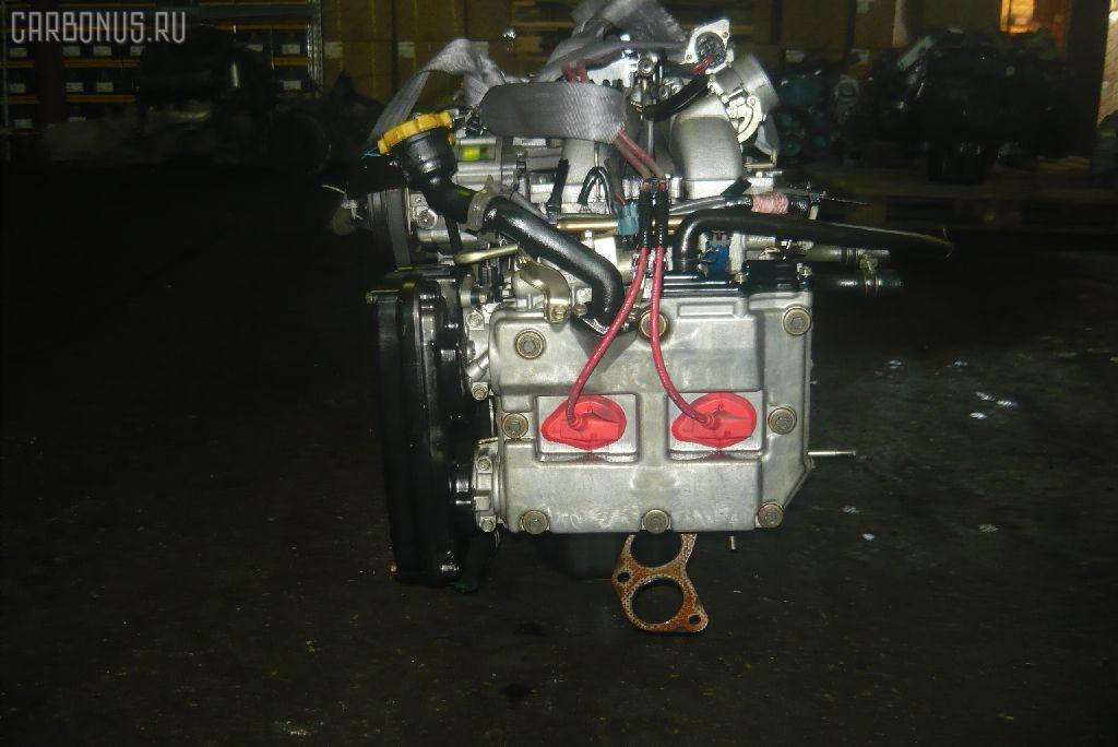 Двигатель SUBARU FORESTER SF9 EJ254. Фото 6