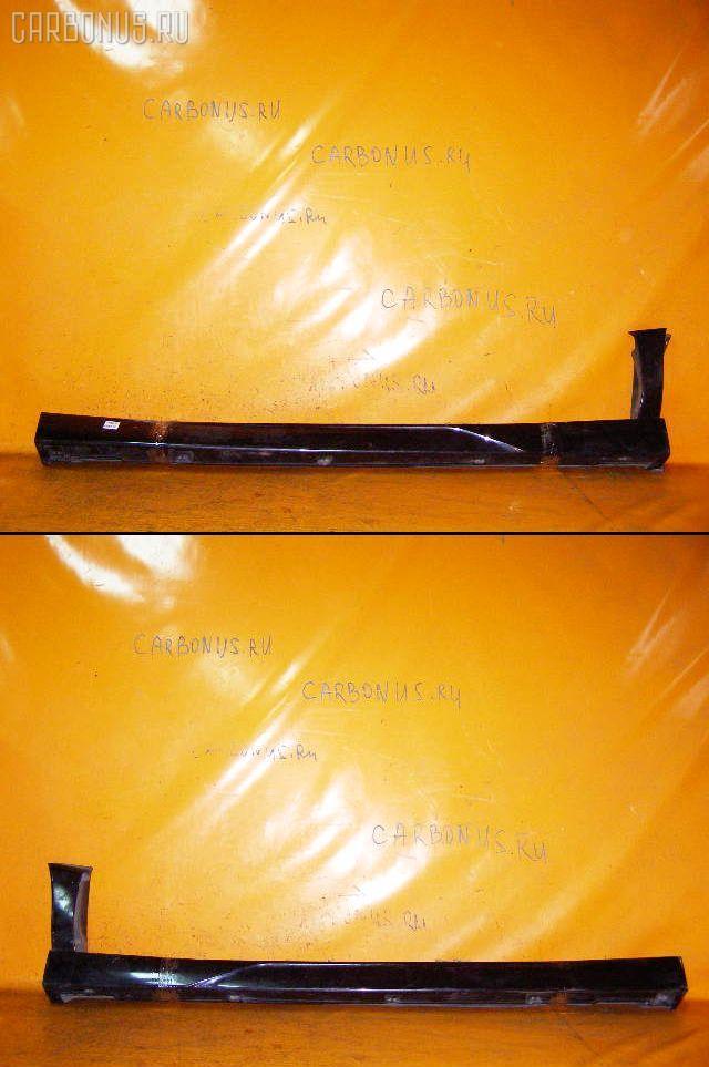 Порог кузова пластиковый ( обвес ) SUBARU FORESTER SF5. Фото 4