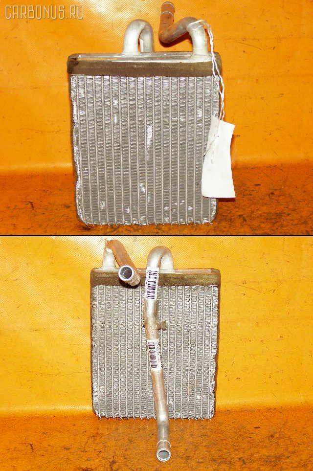 Радиатор печки SUBARU FORESTER SF5 EJ20-T. Фото 6