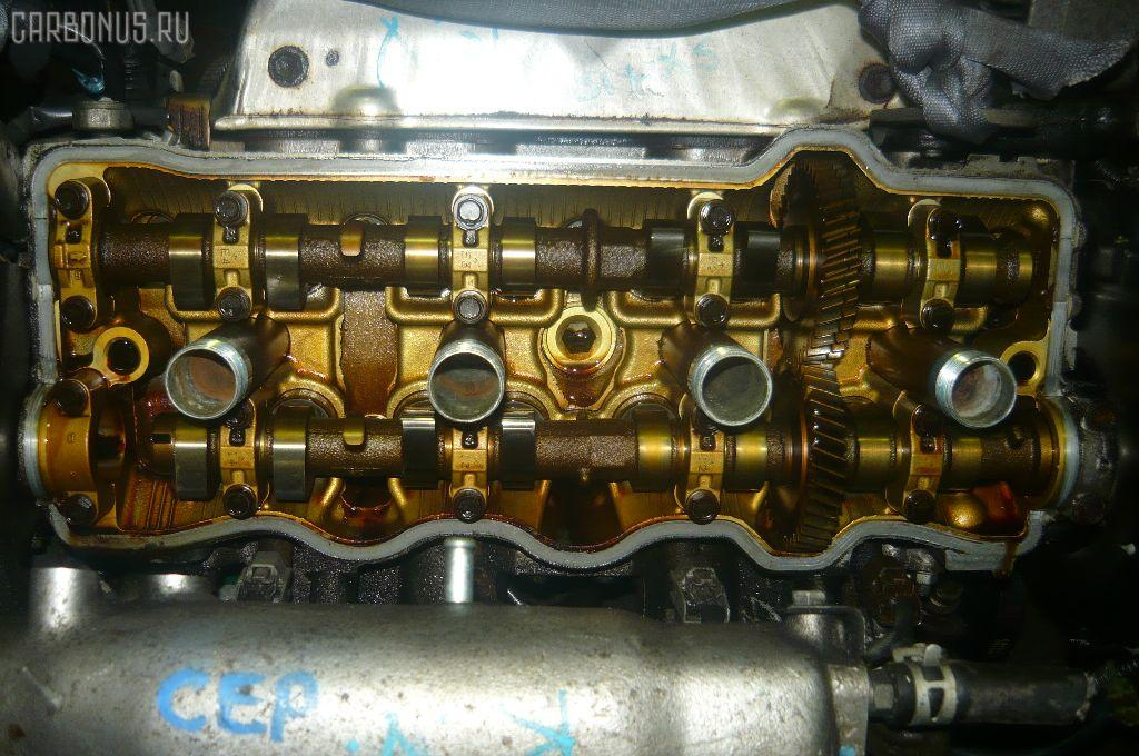 Двигатель TOYOTA IPSUM SXM15G 3S-FE. Фото 1
