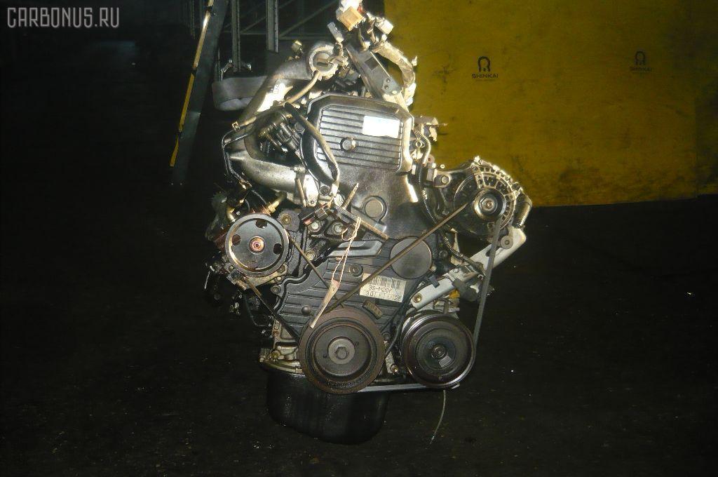 Двигатель TOYOTA IPSUM SXM15G 3S-FE. Фото 2