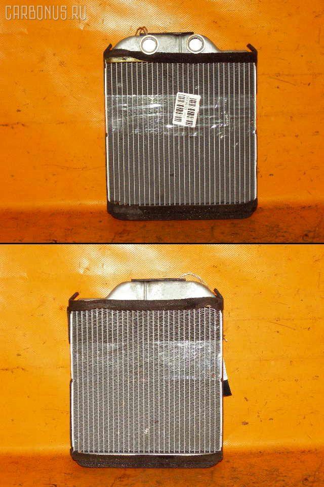 Радиатор печки TOYOTA IPSUM SXM15G 3S-FE. Фото 3