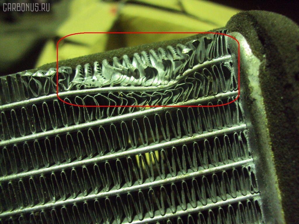 Радиатор печки NISSAN CUBE AZ10 CGA3DE. Фото 7