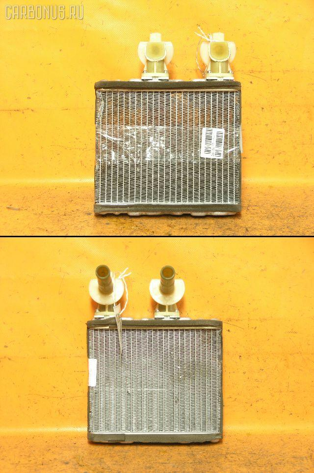 Радиатор печки NISSAN CUBE AZ10 CGA3DE. Фото 8