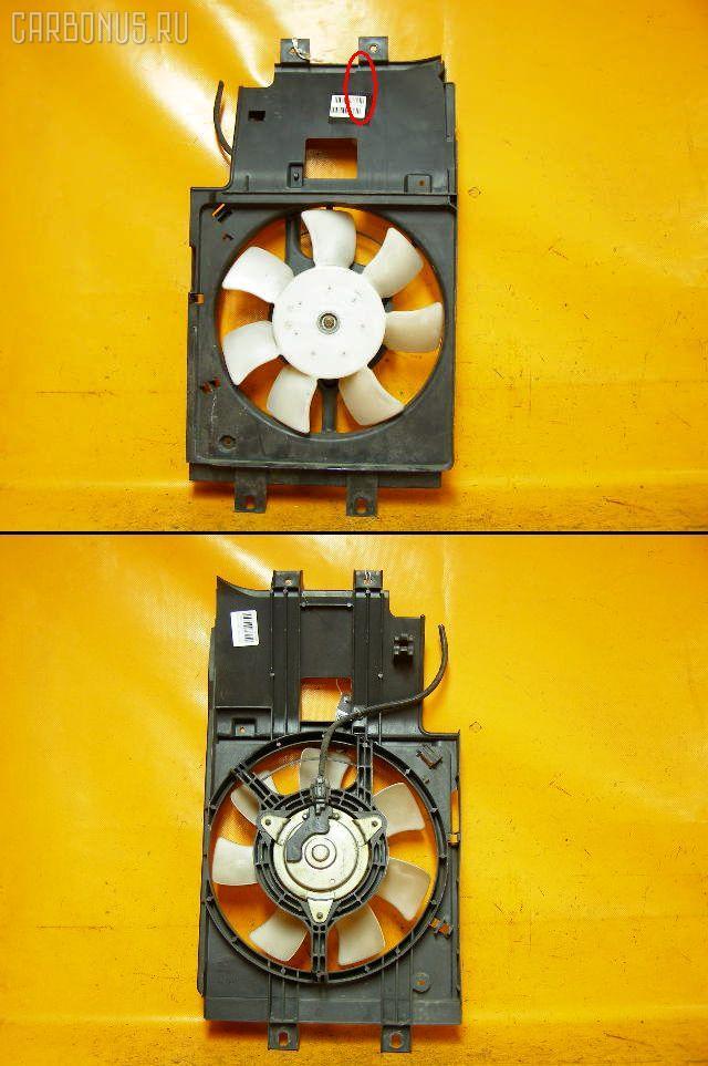 Вентилятор радиатора кондиционера NISSAN CUBE AZ10 CGA3DE. Фото 5