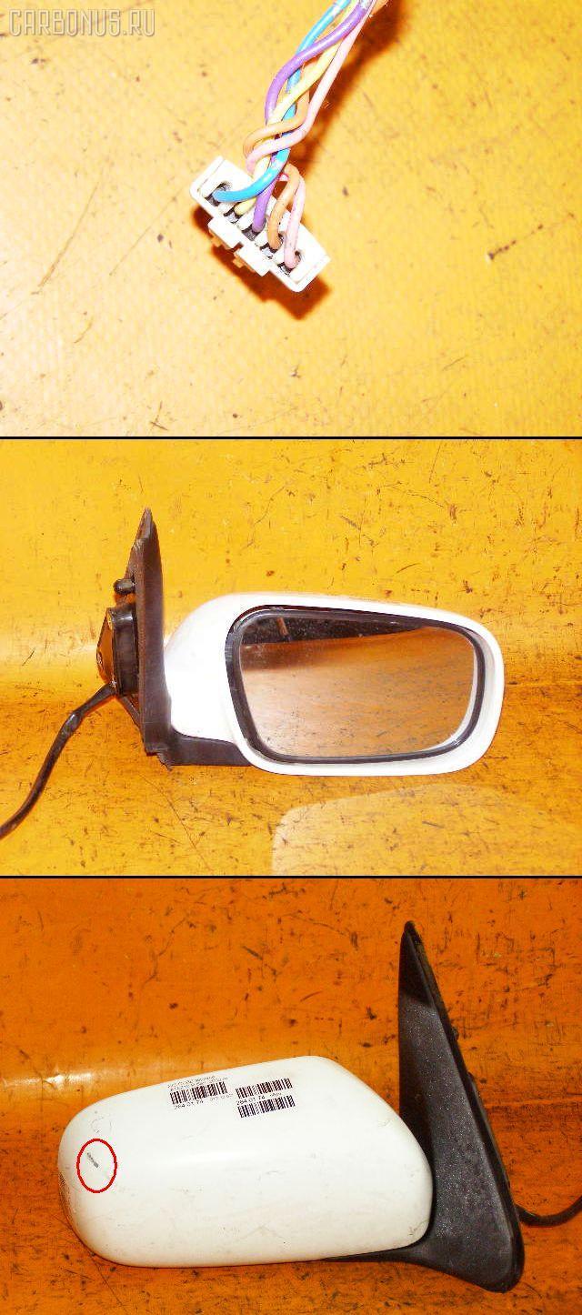 Зеркало двери боковой NISSAN CUBE AZ10. Фото 9