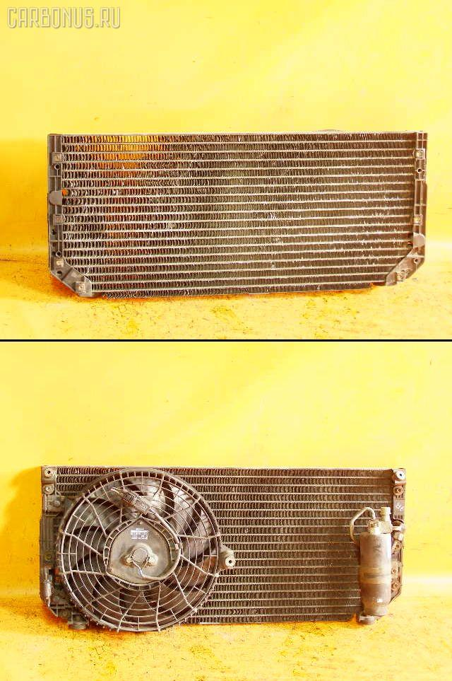 Радиатор кондиционера TOYOTA SPRINTER CARIB AE111G 4A-FE. Фото 10