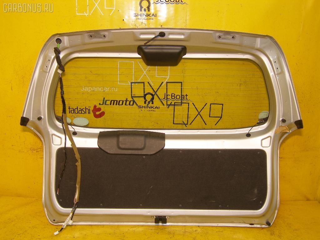 Дверь задняя TOYOTA PROBOX NCP51V. Фото 3