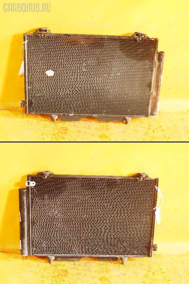 Радиатор кондиционера TOYOTA PROBOX NCP51V 1NZ-FE. Фото 3