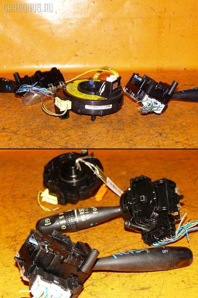 Переключатель поворотов TOYOTA PROBOX NCP51V. Фото 7