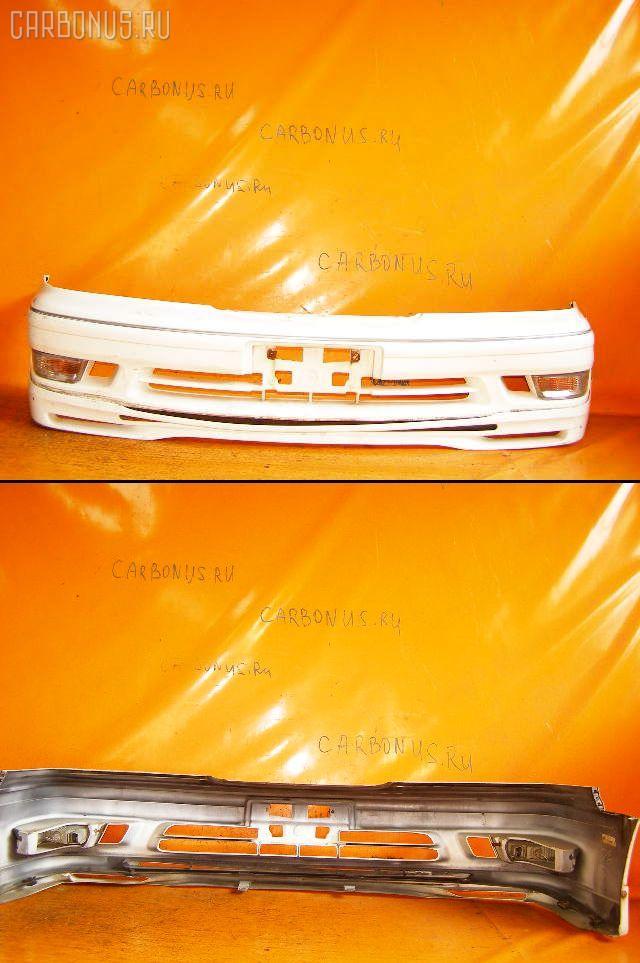 Бампер TOYOTA MARK II JZX100. Фото 9