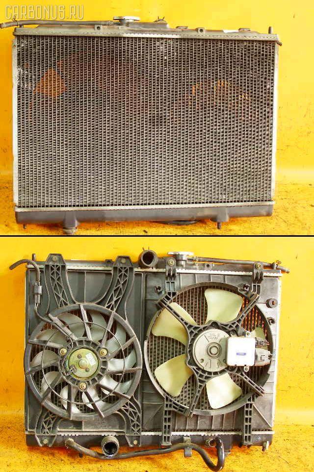 Радиатор ДВС MITSUBISHI PAJERO IO H66W 4G93. Фото 5