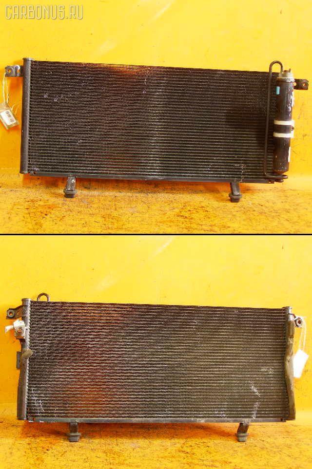 Радиатор кондиционера MITSUBISHI PAJERO IO H66W 4G93. Фото 6