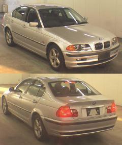 Подкрылок BMW 3-SERIES E46-AM12 M52-206S4 Фото 3