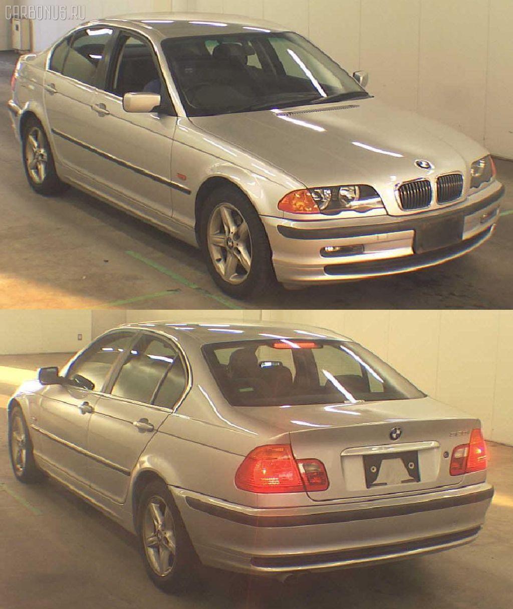 Стабилизатор BMW 3-SERIES E46-AM12 M52-206S4 Фото 3