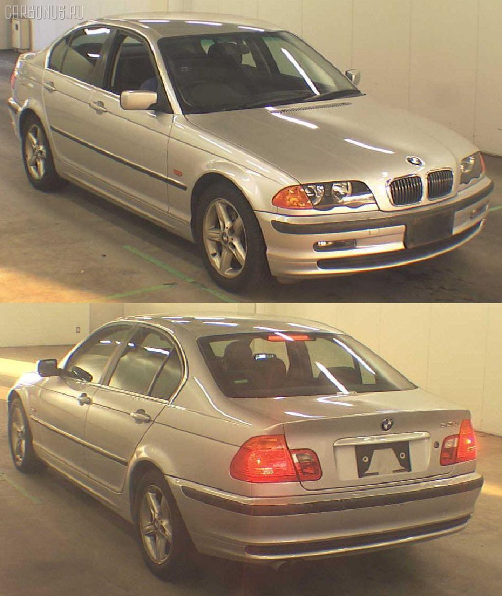 Рычаг BMW 3-SERIES E46-AM12 Фото 3